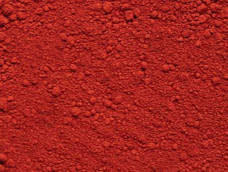 Pigmento Oxido de Ferro Vermelho